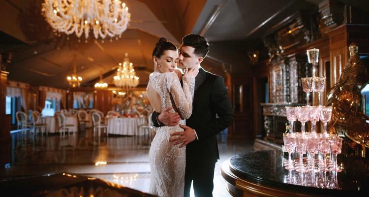 Ретро свадьба в Edem Resort Medical&Spa