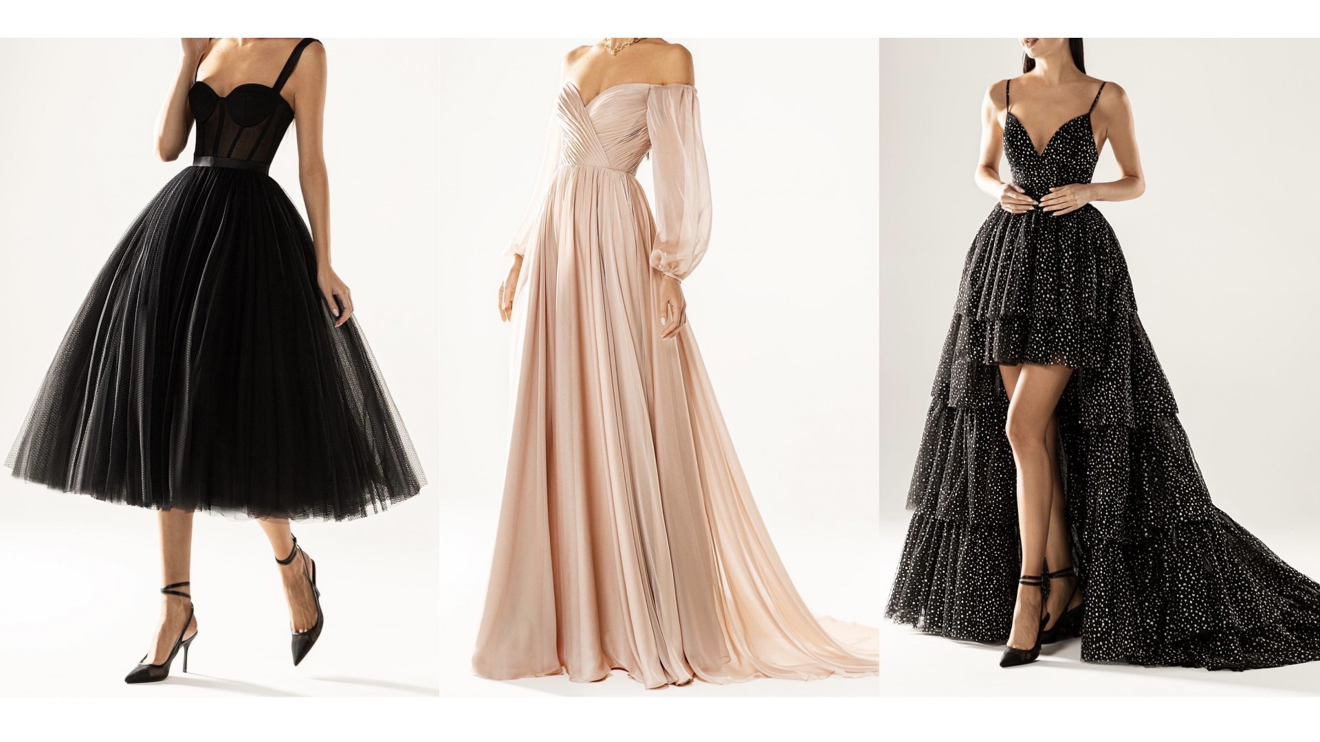 Новая коллекция вечерних платьев в наличии