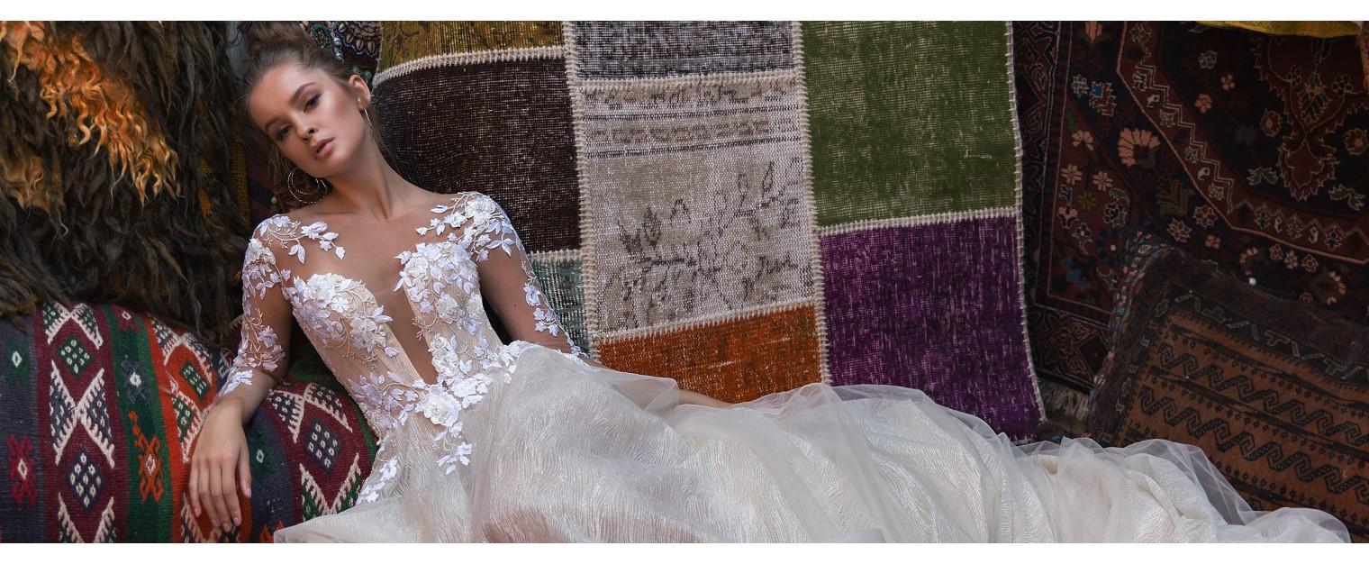 Весільні сукні на знижці