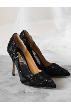 Badgley Mischka ROUGE black