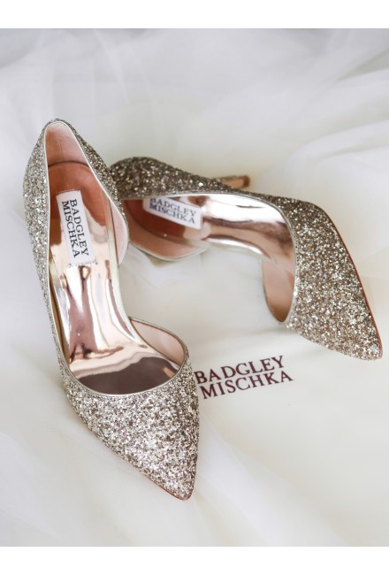 Badgley Mischka Daisy