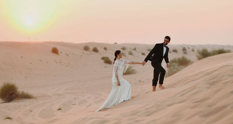 Dubai desert dreams