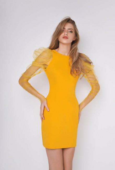 Look 62 Mustard